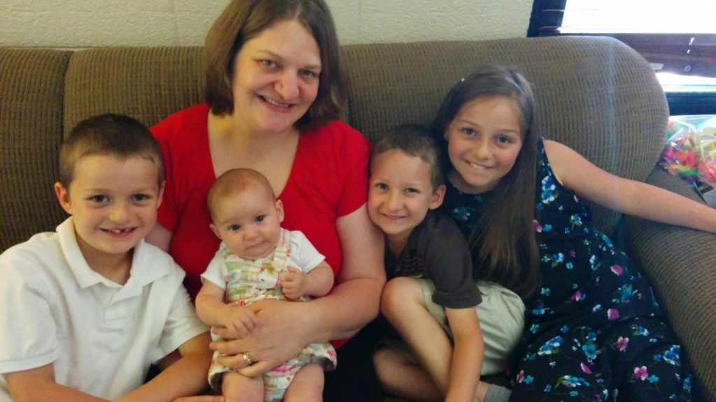 The Doula, Beth, and family